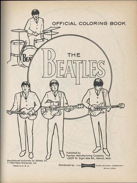 Fab 4 Collectibles The Very Best Quality In Authentic Autographs,  Original Records & Memorabilia Original 1960's Memorabilia Inventory