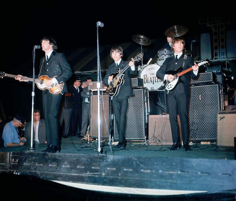 The Event Entitled An Evening With Beatles Was In Support Of United Cerebral Palsy Gave Their Performance For Free As Did Other